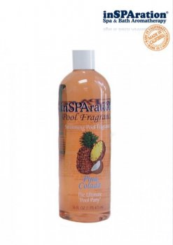 Pool Fragrance 16oz - Pina Colada 473ml
