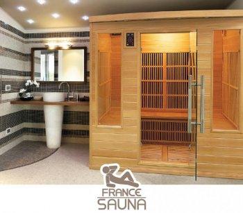 Infrasauna FRANCE SAUNA Apollon Club