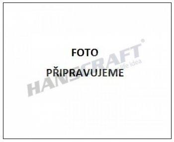 Žebřík HANSCRAFT STANDARD - 5 stupňů