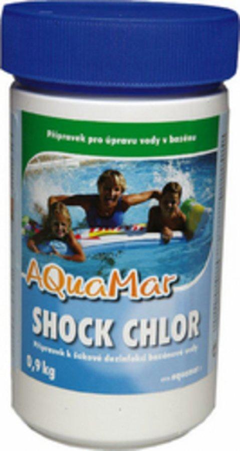 AQuaMar Chlor Shock 0,9 kg (granulát)