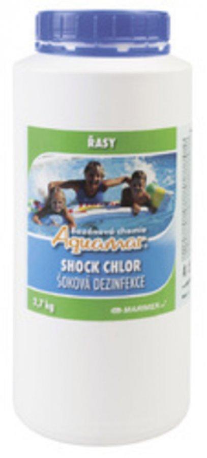 AQuaMar Chlor Shock 2,7 kg (granulát)