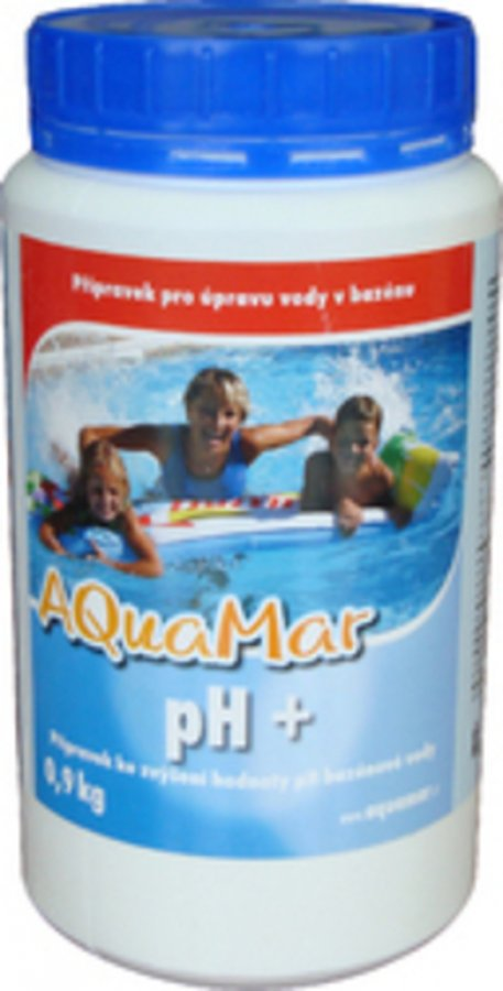 AQuaMar pH+ 0,9 kg (granulát)