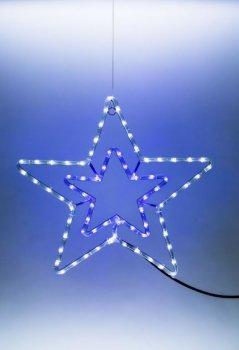 Hviezda sviatiaca LED dekorace