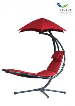 Vivere - Original Dream Chair # Cherry Red
