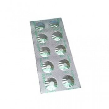 Tablety (DPD3) do testru náhr. na chlor vázaný (10 ks)