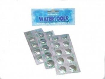 Tablety (DPD4) do testru náhr. na O2 (10ks)