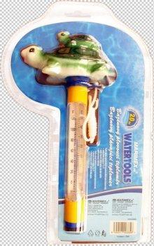 Teploměr bazénový - směs