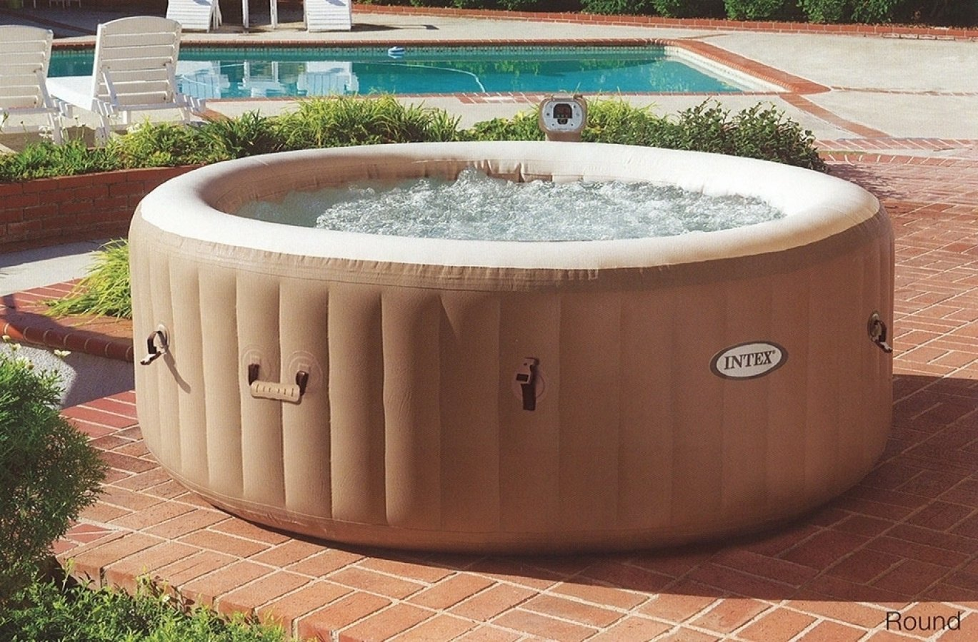 Bazén vírivý nafukovací Pure Spa - Bubble HWS